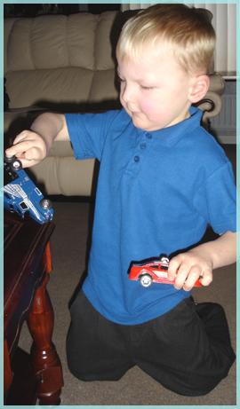cerebral palsy case study scribd